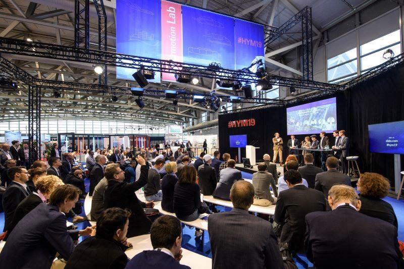 Forschende, Vertreter der Politik und Investoren an einem Ort zusammen. Das Networking steht im Vordergrund (Bild: Messe Frankfurt Exhibition GmbH).