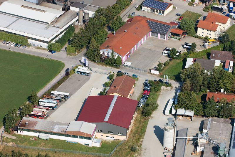 Im Landkreis Mühldorf am Inn ist das Unternehmen beheimatet Bild: Albert Kronberger).